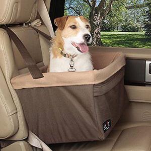 Dog boster car seat