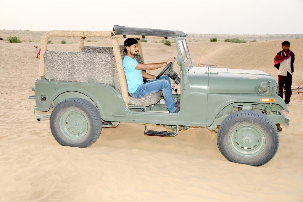 thrilling Thar Desert