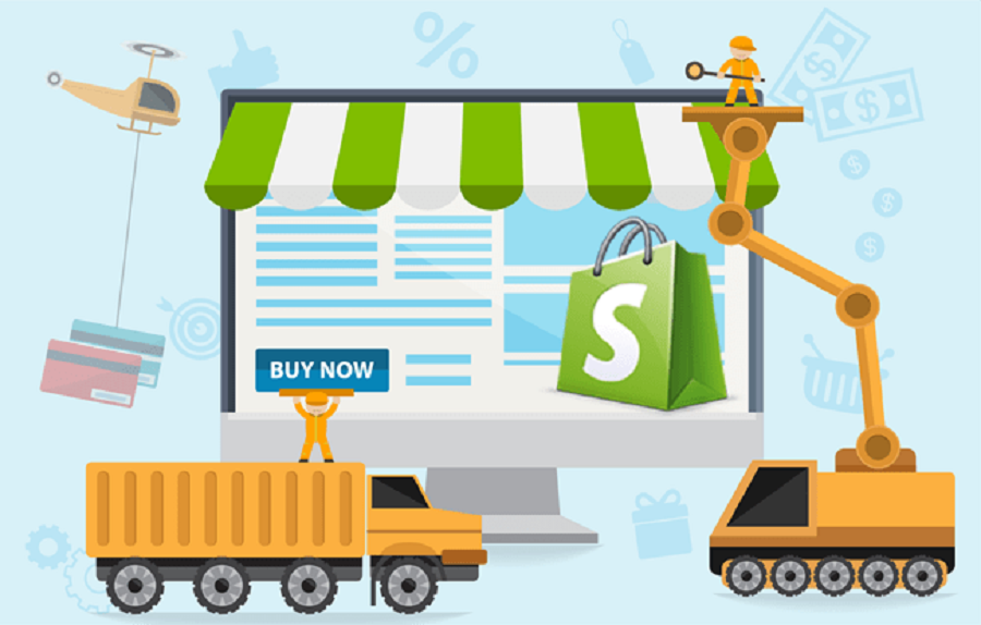 A one-stop shop for Shopify Web Development Services