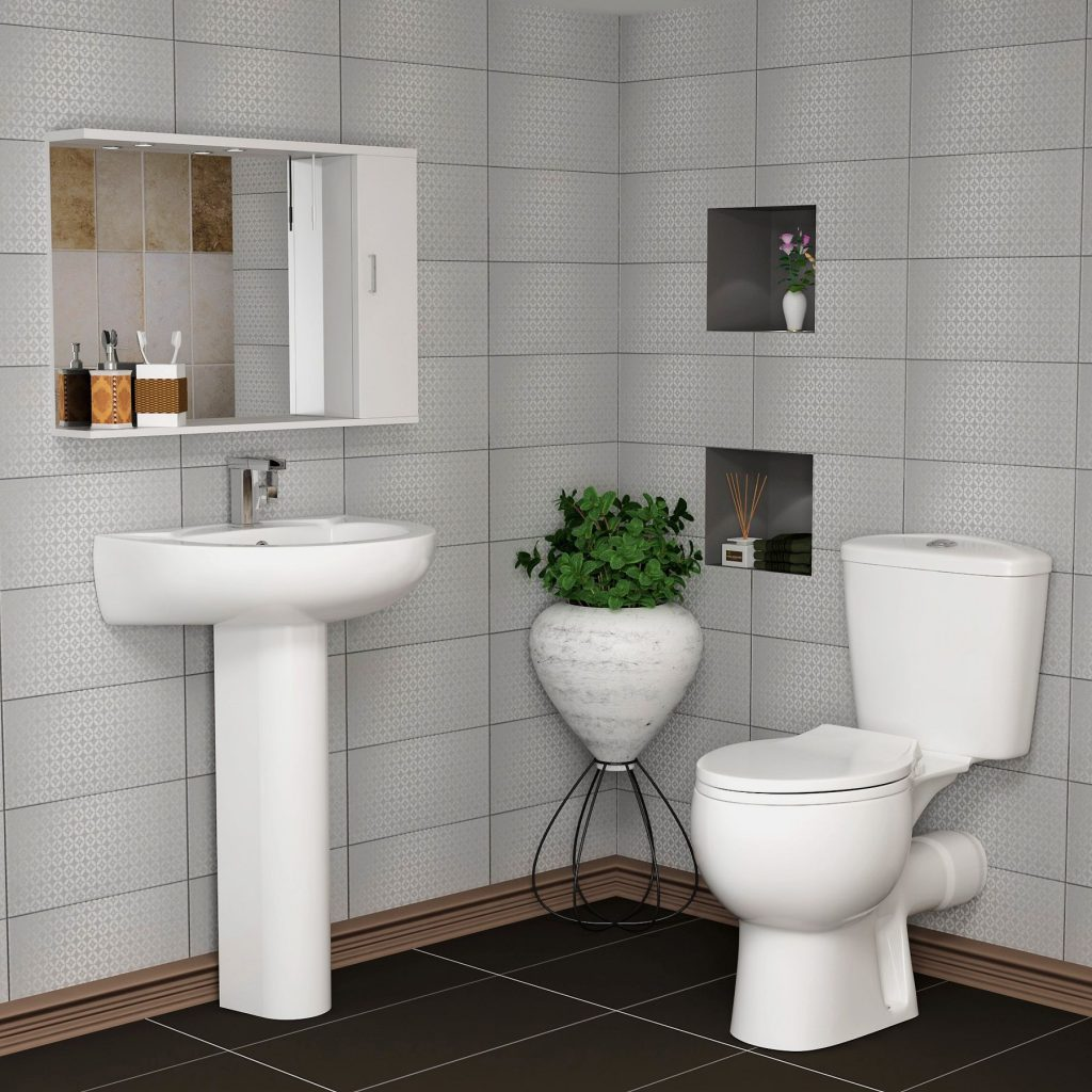 Contemporary basins express your style for home Improvement