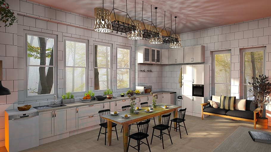 Different types of Kitchen Tiles and their use