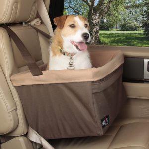 Dog booster car seat