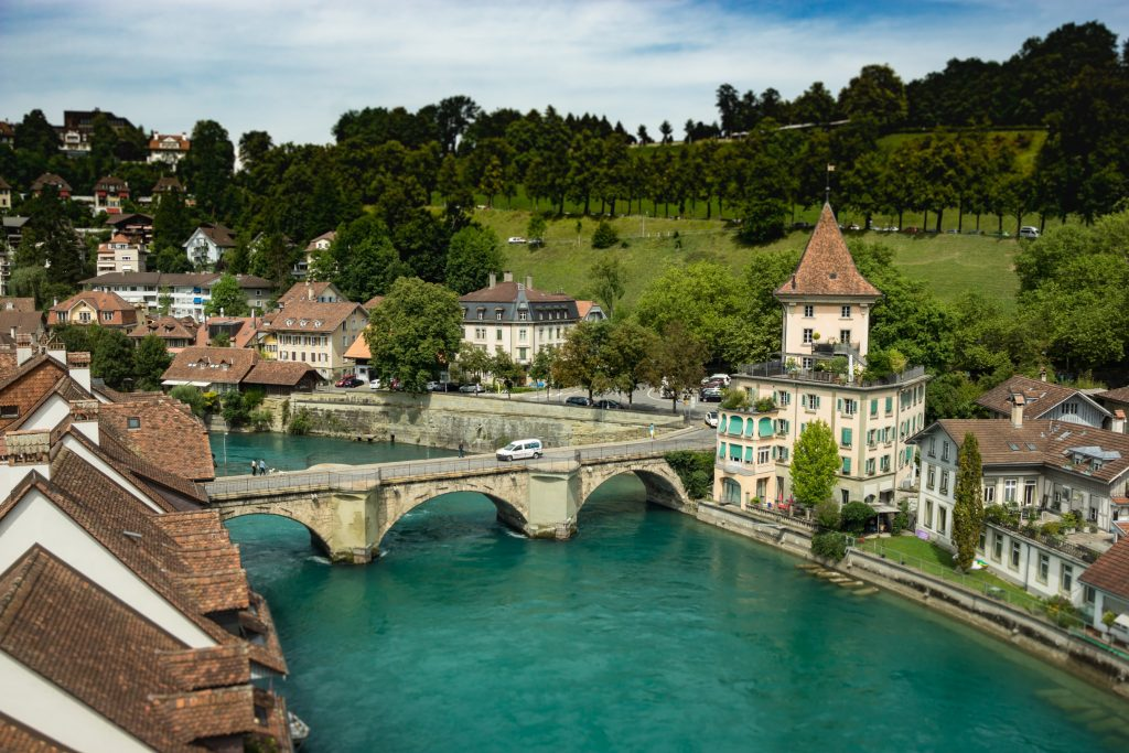 Places to visit in the world - Switzerland
