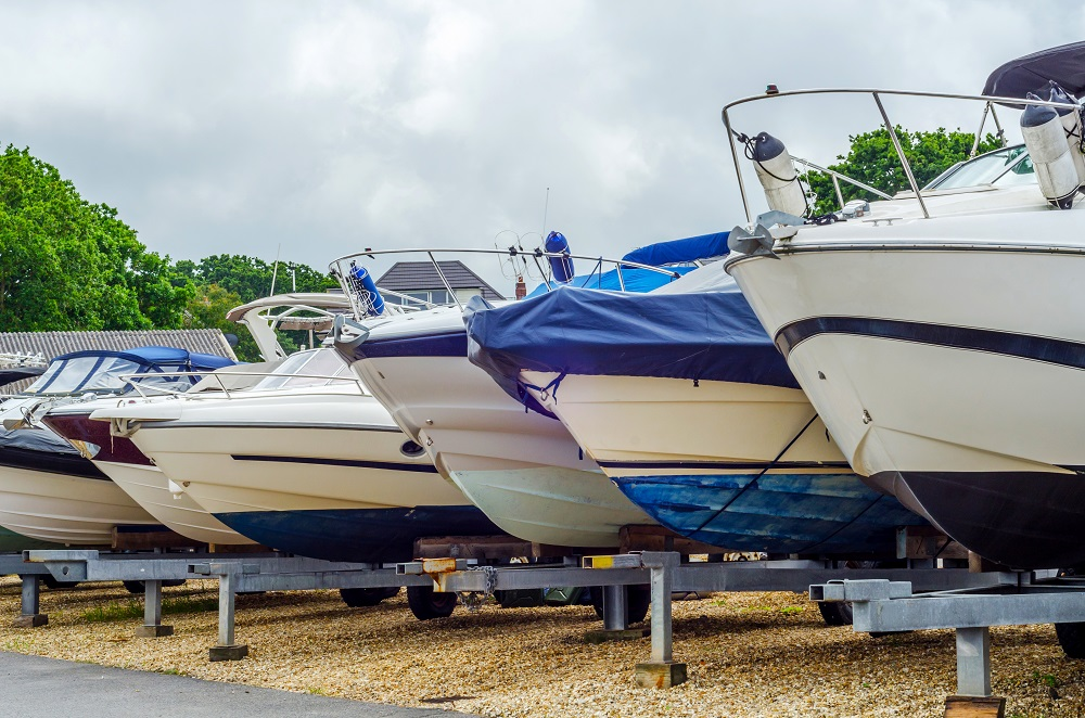 Boat Storage Units: How to Store your Boat in all Seasons