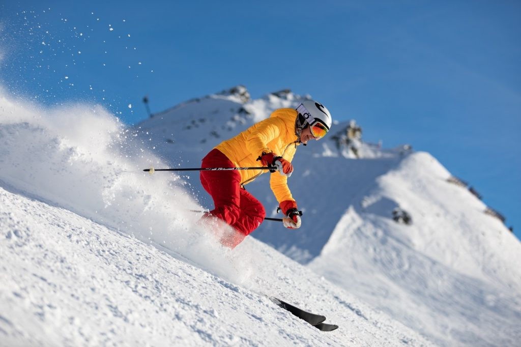 Top Tips to Become a Better Skier